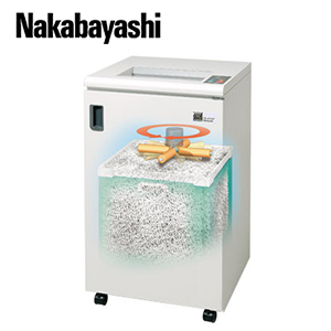 ナカバヤシ オフィスシュレッダー NS-406P
