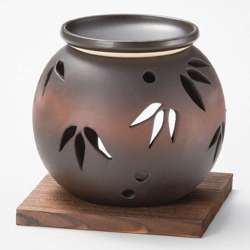 茶香炉 香炉 ほうじ茶 インテリア インセンス 常滑焼 M-1602 ちゃこうろ おしゃれ 陶器 おすすめ 定価 インセンスホルダー 置物 記念品 仏具 特価キャンペーン 母の日 贈答品 香道 陶製 贈り物 お線香 父の日 線香 陶磁器 ギフト 敬老の日