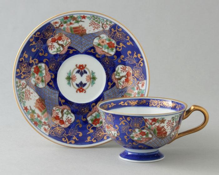 ティーカップ 有田焼 買い取り 陶器 紅茶碗皿 Y185-W ランキングTOP5 送料無料 1客 遊苑