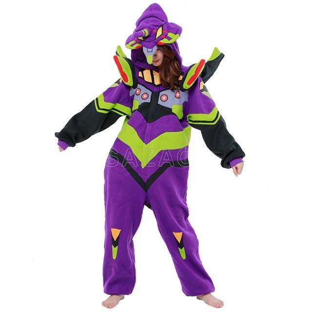 Cosplay From Japan // Evangelion  Penpen Character Fleece Costume Unisex