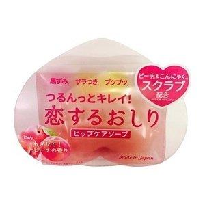 【送料無料!】恋するおしり ヒップケアソープ 80g×72個