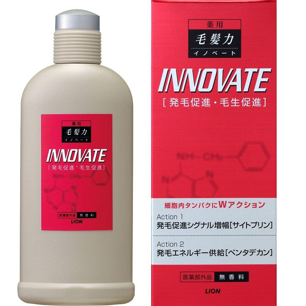 【送料無料】薬用毛髪力 イノベート 200ml×12本