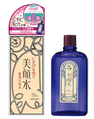 【送料無料!】明色化粧品 美顔水 薬用化粧水 90ml × 36本セット