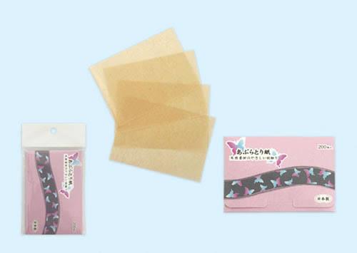 ミツキ あぶらとり紙 200枚入 × 900個【ケース販売品】