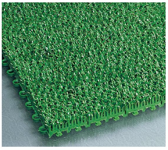 ユニットターフα 人工芝 1平方メートル(1m×1m)