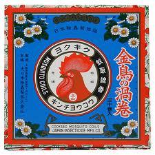 【送料無料】金鳥の渦巻 30巻 (紙函) ×24箱セット