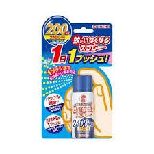 【送料無料】金鳥 蚊がいなくなるスプレーB 200日×24個【ケース販売品】