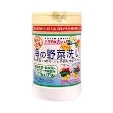 【送料無料!】ホタテの力くん 海の野菜・くだもの洗い 90g×24個セット