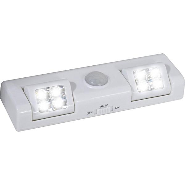 自動点灯 消灯 センサーライト 高価値 どこでもセンサーライト 最安値挑戦 角ピカ 人感センサー搭載 明暗
