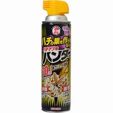 【送料無料】金鳥 ハチの巣を作らせない ハチ・アブ用ハンター 510ml×20本