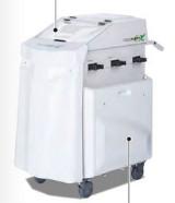 テラモト エアロカートα(アルファ) 清掃用メンテナンスカート (DS-227-200-0)