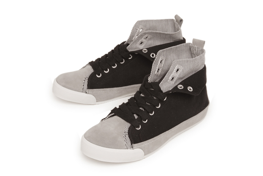 High cut sneakers suffrajet Coochie1 [Zafra Jet couch 1