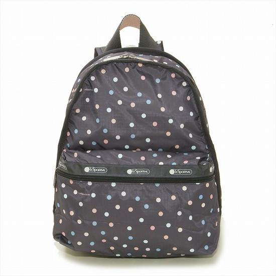 レスポートサック リュックサック 7812 LeSportsac ディパック バッグ レスポ Basic Backpack ベーシックバックパック 7812 E182 SKY HIGH スカイハイ
