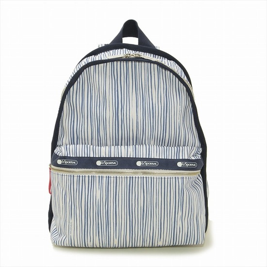 レスポートサック リュックサック 7812 LeSportsac ディパック バッグ レスポ Basic Backpack ベーシックバックパック 7812 E211 KITE TAILS カイトテイルズ