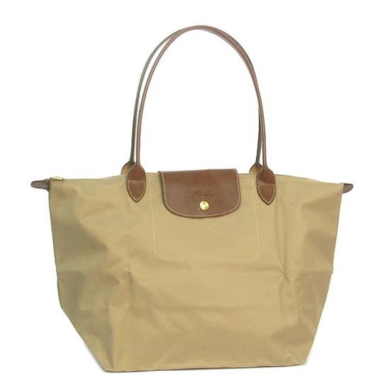 ロンシャン トートバッグ[Longchamp 折り畳みバッグ](ロンシャン バッグ Longchamp 鞄)折り畳トート ショルダーバッグ LEPLIAGE ル・プリアージュ ベージュ 1899 089 841
