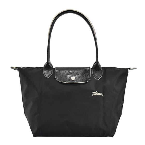 ロンシャン Longchamp トートバッグ LE PLIAGE CLUB プリアージュ クラブ 2605 619 001 NOIR ブラック