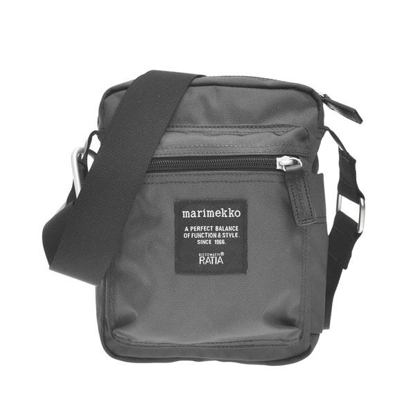 マリメッコ ショルダーバッグ[Marimekko bag バッグ](マリメッコ Marimekko かばん)ナナメガケ マリメッコ バッグ クロスボディ CASH & CARRY グレー 026992 900
