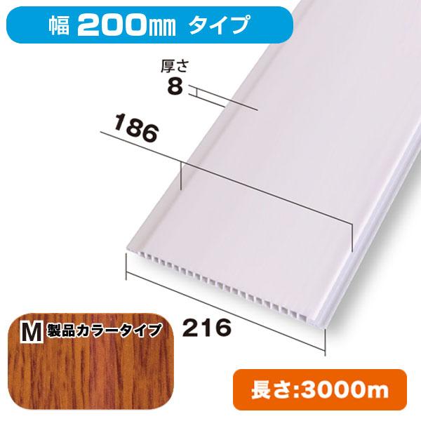 壁面装飾 パネル ボード 壁紙 腰壁 腰板 いつでも送料無料 羽目板 住宅建材 設備 製品 mm サイズ 216×8×3000 売買 NZRP002M Pウォール ポリ塩化ビニル 材質:PVC 壁材 パネル材