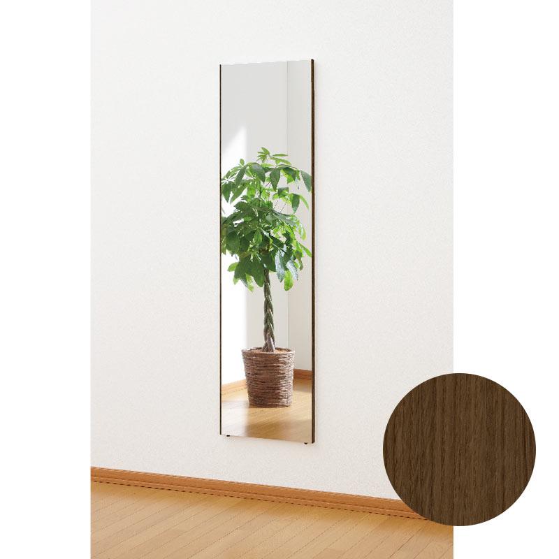 全身鏡 ウォールミラー 壁掛け 姿見〈割れないリフェクスミラー〉 オーク 【受注生産品】[NRM012O] ※ご注文受付後送料別途見積