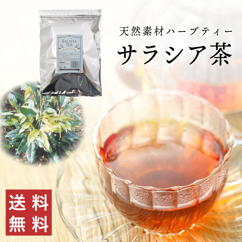 ダイエット茶として人気のサラシア茶。デトックスやダイエットのサポートも!食生活やボディラインが気になる方に。 【100%天然】サラシア茶 2g×120包(ティーバッグ)大容量4ヶ月分【送料無料】