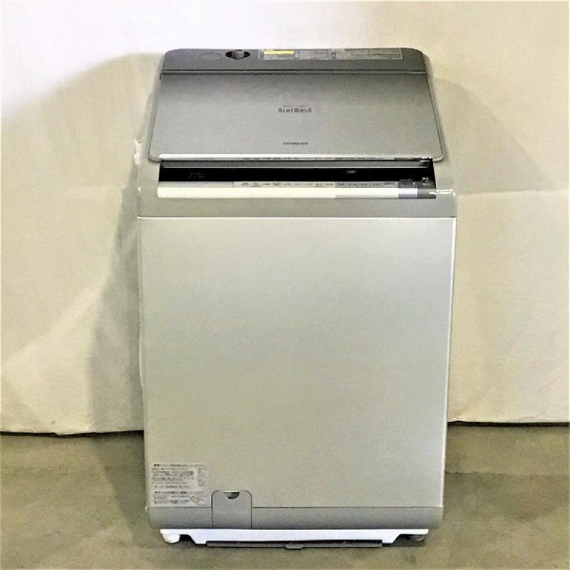 【中古品】 日立 / HITACHI BW-D11XWV ビートウォッシュ 洗濯乾燥機 上開き 2016年製 11kg シルバー 10005383