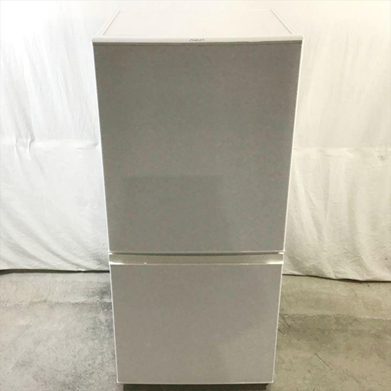 【在庫限り】 【品】 アクア / AQUA AQR-16H 2ドア冷蔵庫 右開き 2019年製 157L ミルク 10007990, アメリカーナ Americana 5c3971d8
