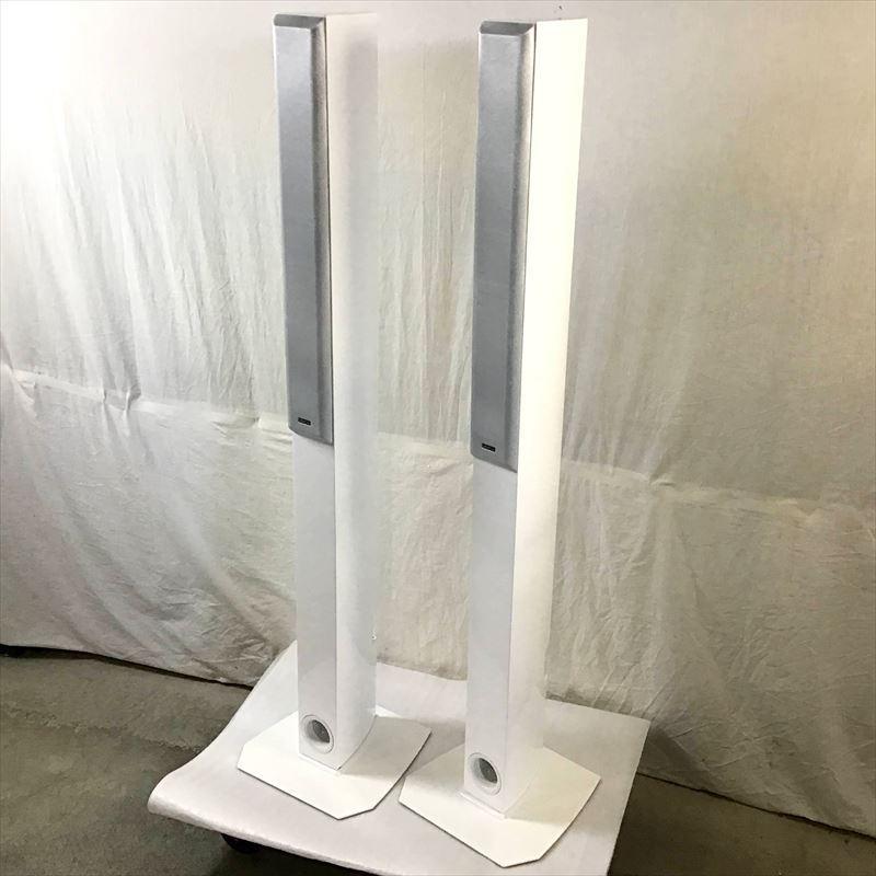 未使用中古品 デノン DENON 特売 SC-T7L2-W ホワイト フロア型スピーカーシステム 2本1組 10008371 価格交渉OK送料無料