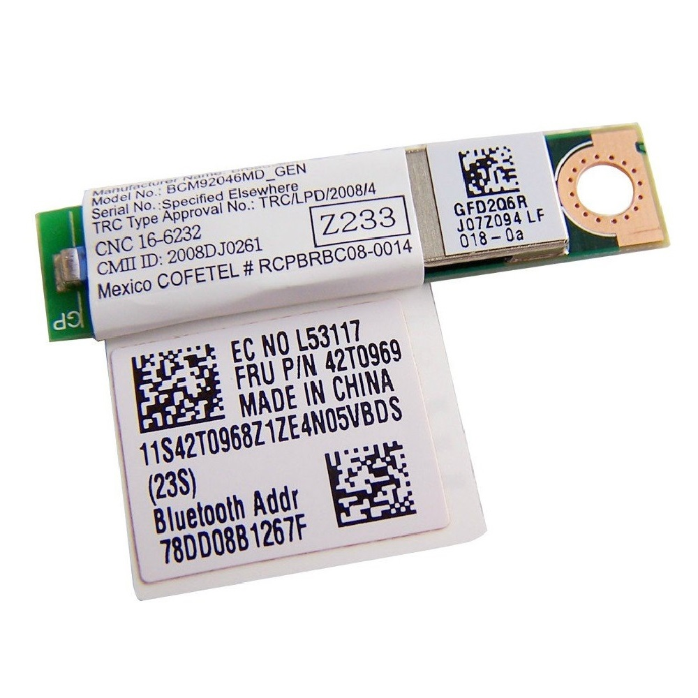 IBM Lenovo Thinkpad Bluetooth子卡(BDC-2.1)60Y3199
