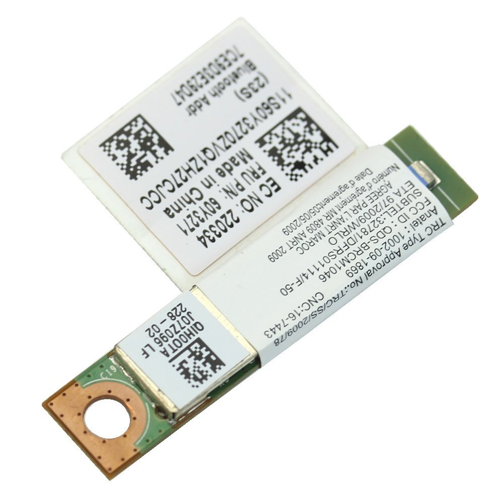 IBM Lenovo Thinkpad Bluetooth子卡(BDC-3.0)60Y3271/60Y3275