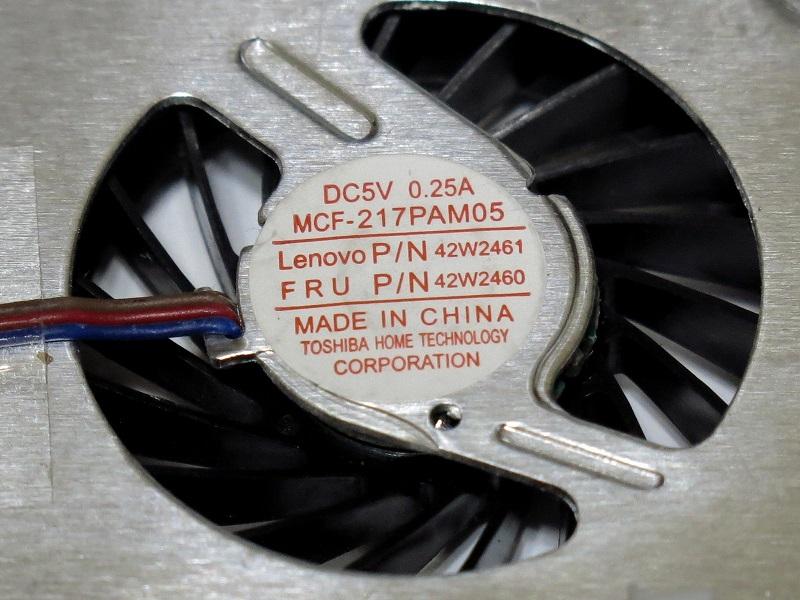 供IBM Lenovo Thinkpad T61 T61p使用的CPU迷42W2460 42W2461