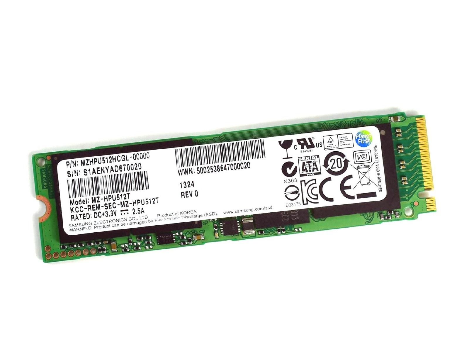 萨姆森SAMSUNG MZNTD128HAGM MZ-NTD1280 M.2(NGFF 2280)SSD