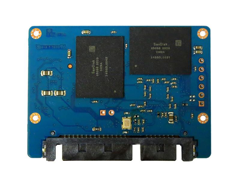 也支持高速的型SanDisk U100 SSD Half-Slim SATAIII 6Gbps MLC SDSA5AK-128G 128GB平板電腦