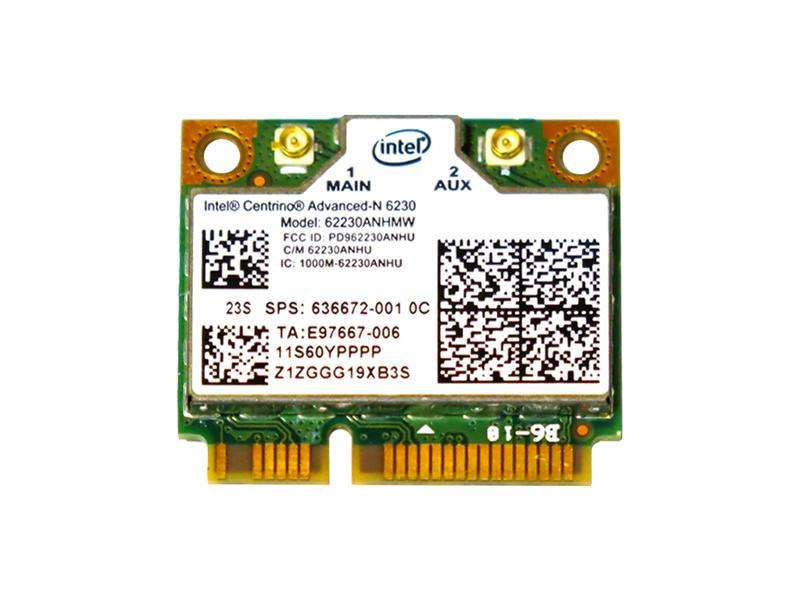 ノートパソコン用WiFi Bluetoothアダプタ WLC01053 Lenovo HP純正 60YFFFF 636672-001 Intel Centrino Advanced-N 3.0 Bluetooth b 限定特価 無線LANカード 6230 + n 802.11a 62230ANHMW 無料 g