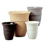 店長これお気に入りです(^_-)-☆鉢カバー 陶器 ・スピカS-2 10号鉢用【観葉植物】 観葉植物