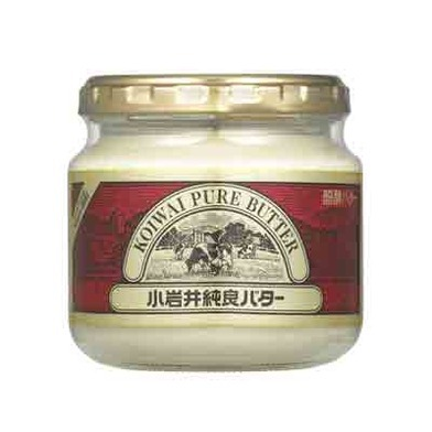 供え クリームに乳酸菌を加えて発酵させた 香り豊かなヨーロッパタイプの本格派バターです 小岩井 特別セール品 純良バター 1個 160g 発酵バター 乳酸菌 小岩井農場 有塩