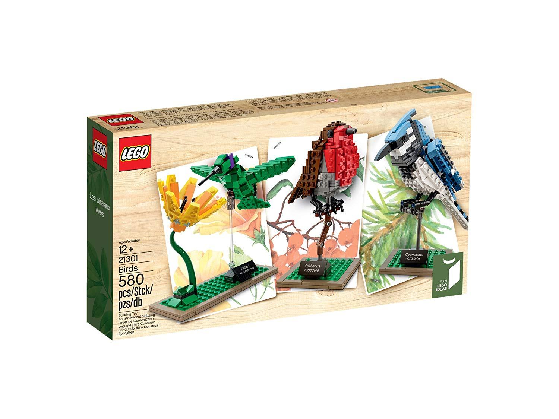 レゴ (LEGO) アイデア 世界の鳥 21301