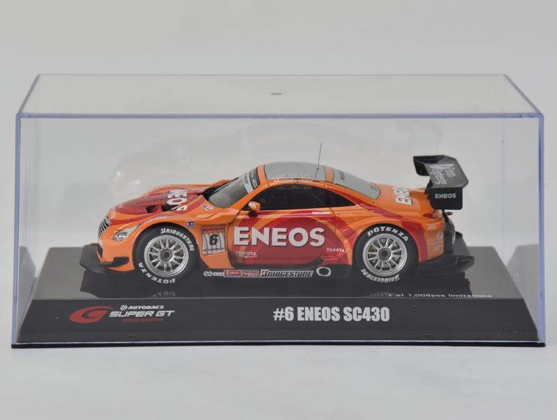 【送料無料】株式会社 バリューアイズ BugZEES #6 SUPER GT GT500 ENEOS SC430 店頭買取品 未開封品 展傷あり【中古】