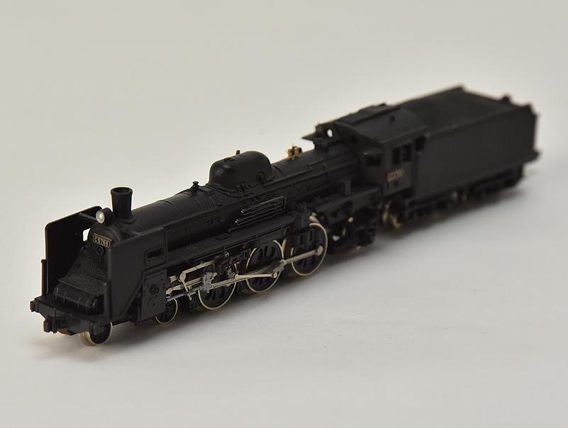 【送料無料】TOMY トミー 国鉄 C57形 蒸気機関車 アーノルドカプラー TOMIX 2002 C5766 シール C57 【中古】 Nゲージ 鉄道模型【中古】