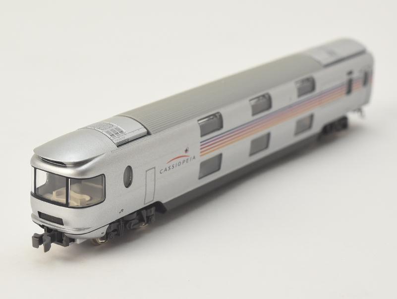 【送料無料】KATO・10-399・E26系・カシオペア基本セット・Nゲージ・鉄道模型・自動走行はいたしません・ライトが点灯致します【中古】
