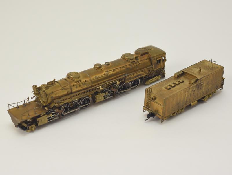 【送料無料】KEY S.P. AC12 CAB FORWARD Nゲージ 鉄道模型 真鍮【中古】