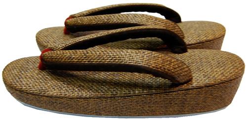 カスタムの草履