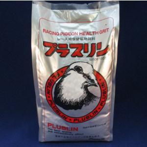 レース鳩保健鉱物飼料 東京飯塚農産 プラスリン 1.8L おすすめ お勧め オススメ
