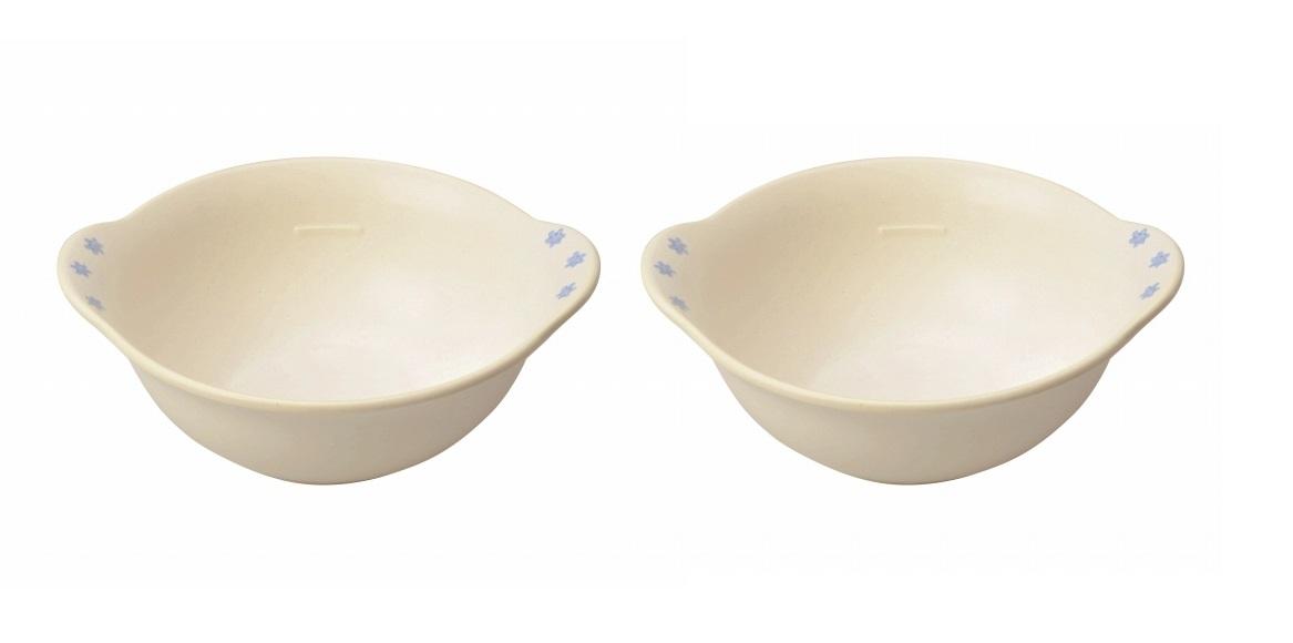 Saji Heatproof Bowl Of Noodles Star 2 Pieces Set Bowl Udon
