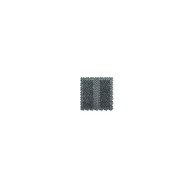 玄関マット(屋内・屋外・業務用) 3M Japan ノーマッド ミニモジュラーマット 9200 【200×200mm(10枚入)】(スリーエムジャパン MOD9200) [店舗 風除室 室内 激安](ジョイントタイプ)