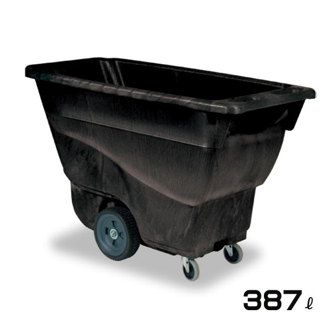 ストラクチャーフォーム ティルト トラック(ラバーメイド)[大型 ゴミ ごみ 収集 商業施設 激安]【代引き決済不可】