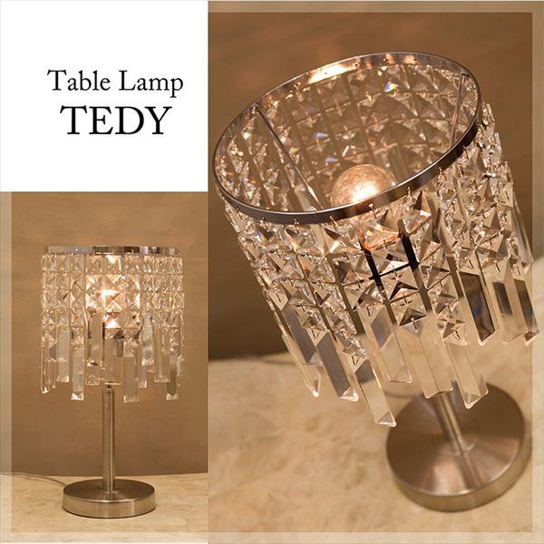 照明器具 スタンドライト シャンデリア クリスタル /TEDY