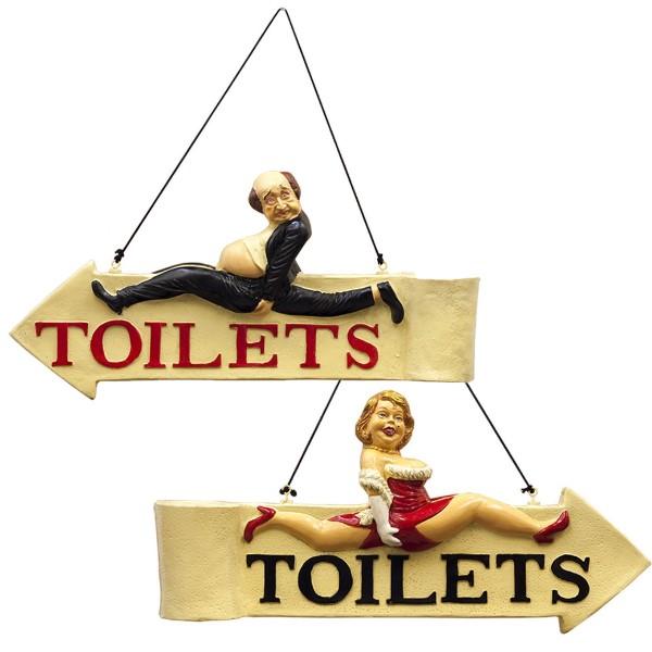 おしゃれなトイレ看板 案内 プレート トイレ TOILETS 案内看板 アメリカ雑貨 レトロ ご予約品 大人気 アンティーク 店舗 ショップディスプレイ