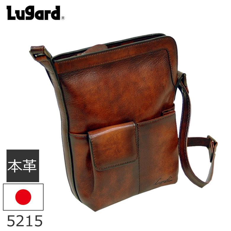 LUGARD G3 牛革 ショルダーバッグ 日本製 メンズ・父の日・新生活(バッグ/かばん/おしゃれ/ショルダー/ショルダーバック/男性/通販/) ギフト プレゼント メンズ・父の日・新生活