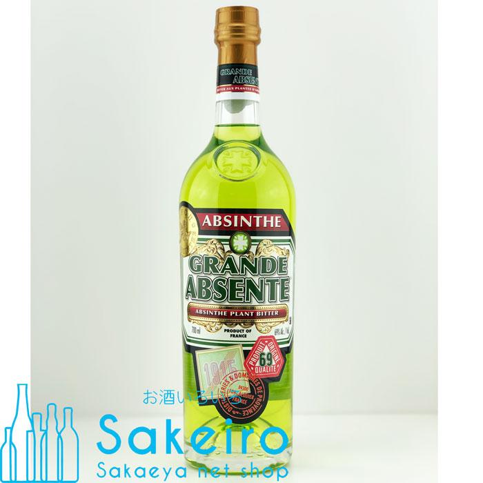 禁断の魔酒 商品 薬草系リキュール 大規模セール グランド 69% アブサント 700ml