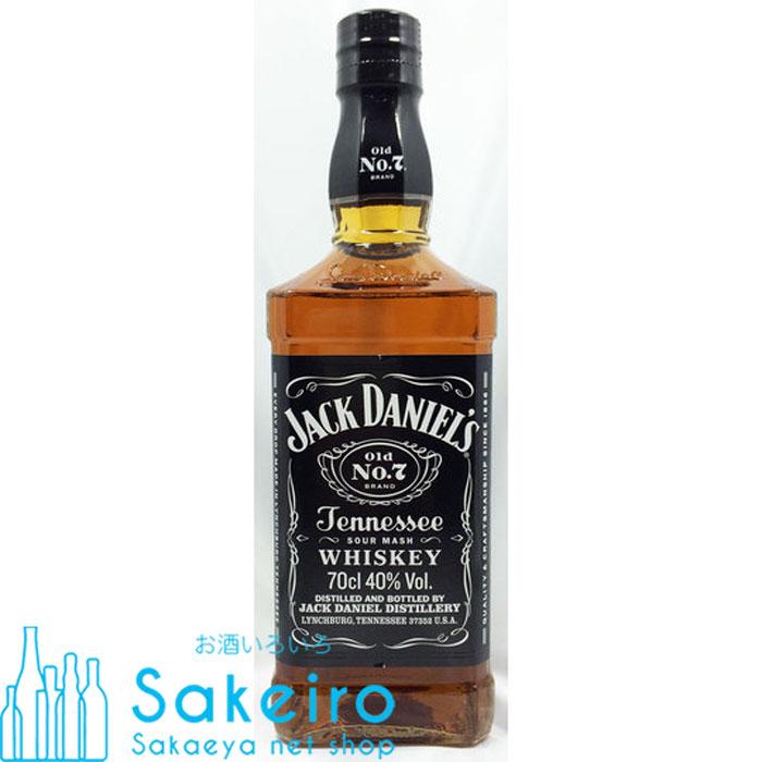 ジャック ダニエル ブラック(Old No.7) 40% 3000ml